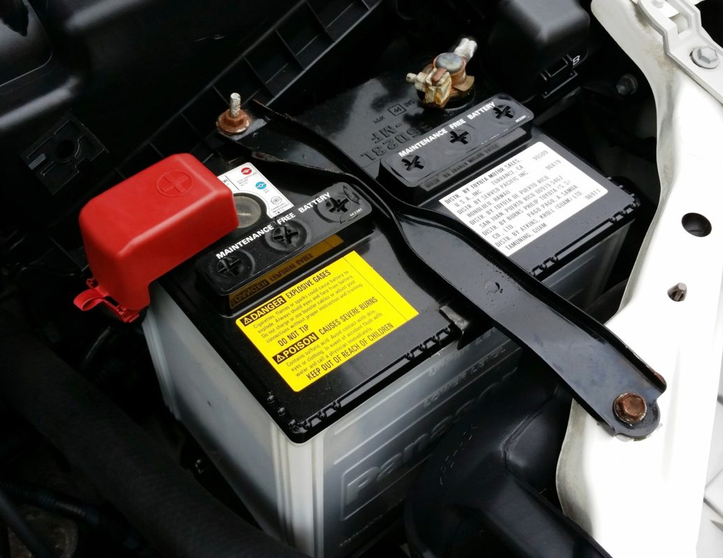 Kfz-Elektronik Autobatterie