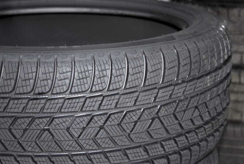 Bild zeigt Reifen als Nahaufnahme